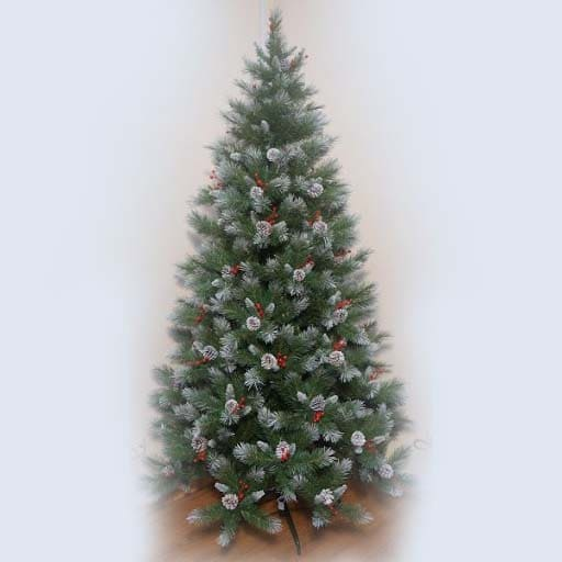 елка с шишками астана